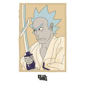 Samurai Rick