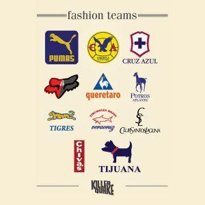 Fashion teams