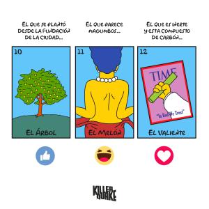 El árbol / El melón / El valiente