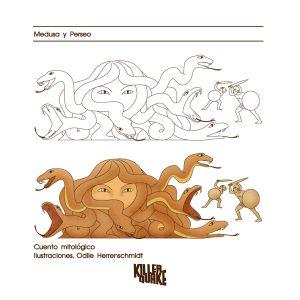 Medusa y Perseo