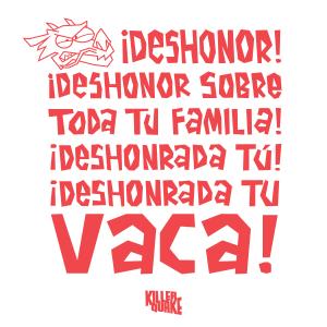 Deshonor