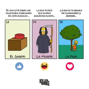 El gorrito / La muerte / La pera
