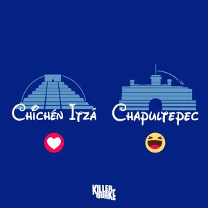Chichén Itzá / Chapultepec