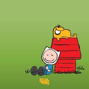 Adventure time peanuts