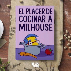 El placer de conquistar a Milhouse