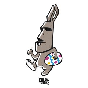 Conejo de la isla de pascua