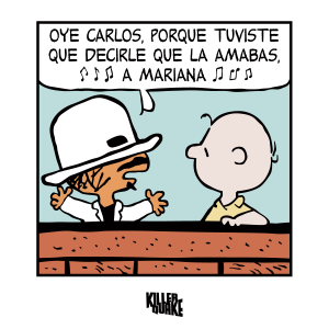 Oye Carlos