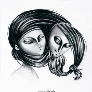 Muertos máscara