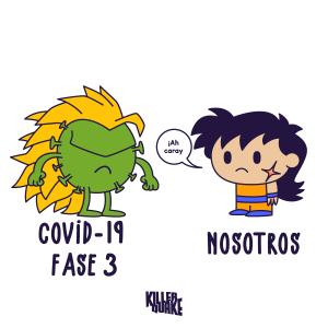 Covid 19 fase 3