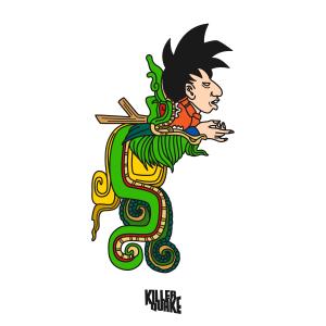 El dragón emplumado
