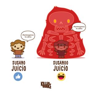 Susano juicio / Susanoo juicio