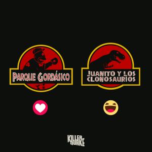 Parque gordásico / Juanito y los clonosaurios